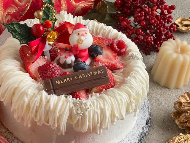 写真:プレミアムショートケーキ
